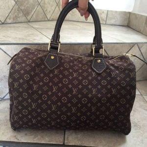 Handbags - Preloved limited edition Louis Vuitton speedy
